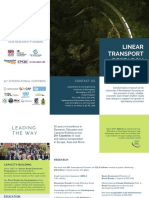 Linear Transport Research Group_Flyer