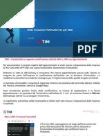 2019-01-31 - One Funzione Puntualita