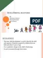 developmentalmilestones-140915132527-phpapp01
