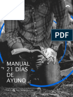 Manual de Ayuno