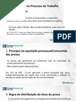 Slides - Provas no Processo do Trabalho.pptx