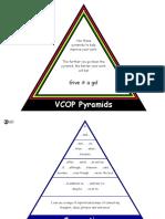 VCOP Pyramids Individual