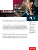 OFSC Enterprise Data Sheet