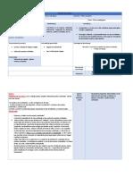 Planificación de Clase Cs sociales 3° básico