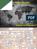 Nova Ordem Mundial Evolução da Economia Completissimo 10x