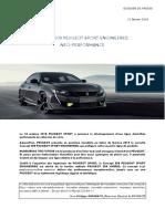Concept 508 Peugeot Sport Engineered 210219 Infopresse Fr 0