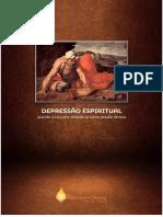 Depressão Espiritual - E-book Palavras Em Chamas