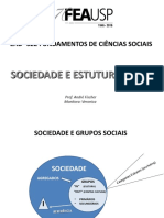 Sociedade e Estrutura Social