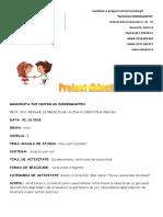 Proiect Didactic ALA1 Si ALA2 Acesta Sunt Eu