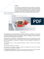 Reductores y motoreductores