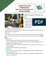 GRE-guia de Respuesta Ante Derrame de Acido Sulfurico