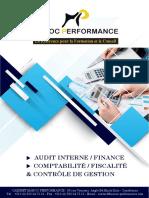Catalogue Audit Interne Finance Comptabilite Fiscalite Controle de Gestion