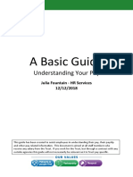 Understanding You Pay Guide 2018