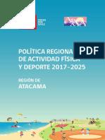 3. Política Regional de ACtividad Física y deporte Atacama.pdf