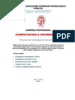 INSTITUTO DE EDUCACIÓN SUPERIOR TECNOLÓGICO PÚBLICO PROYECTO FINAL.docx