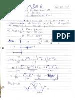 Ejercicios transformada de Fourier