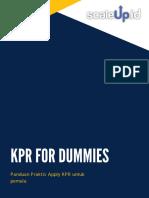 KPR for Dummies 101 Fixx