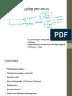 Lectures 18-19, Polymerization processes, Dr. Janakarajan Ramkumar.pdf