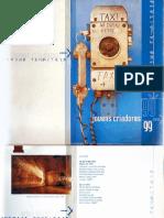 Jovens Criadores Art Prize 1999 catalogue