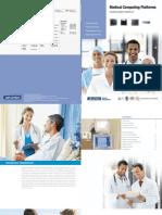 Advantech Digital Healthcare Catalog-2010