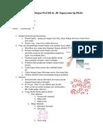 List Imunoserologi Dan Sekresi