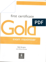 First Certificate GOLD Exam Maximizer