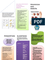 Kaki Diabetik Leaflet Penyuluhan Dr. Veronica