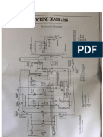 Whirlpool Microwave Wiring Diagram MU-074 (REV a)