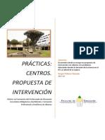 Practicum Propuesta Intervención (IES La Laguna)