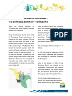 HERITAGE INFO SHEET 7 Thuringowa Boundary Changes