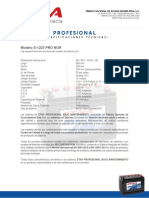 S-1223-PRO-NOR