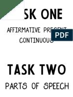 task cards pdf
