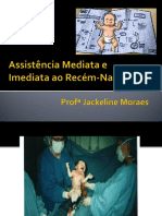 Assistência Mediata e Imediata Ao RN
