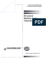 AWS D1.9 2007 Add1 Structural Welding Code - Titanium 1.pdf