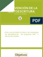 Intervención de la Lectoescritura.pptx