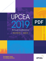 2019 UPCEA Annual Conference Printed Program