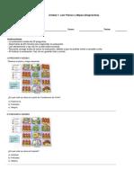 _evaluacion Diagnostica de Historia y Geografia Primera Unidad 2b