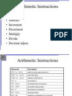 9.Arithmetic instructions.pdf