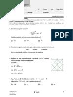 teste mat 8