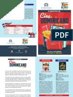Biblioteca Infantil y Juvenil celebra Sexta Muestra de Cine Dominicano