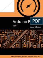 Arduino Projects Vol-I. With Proteus Simulation Files