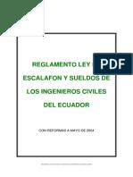 p. Reglamento Ley de Escalafon y Sueldos-1