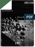 Ciência e Engenharia de Materiais Uma Introdução William D. Callister, Jr