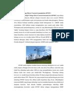 Sistem Transmisi HVDC Dan HVAC