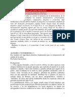 Alegorismo y Everemismo Garcia Gual Teoria Alegoria