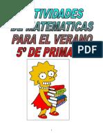 Taller Final de Matematicas 5