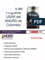 07 b Presentacion Avances Programa USAR