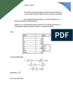 Ecuaciones de Costo Material Completo a Entregar
