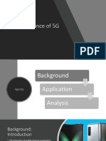 The Emergence of 5G slides