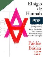 Manuel Cruz - El siglo de Hannah Arendt.pdf